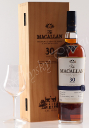 Macallan 30 years Sherry Oak