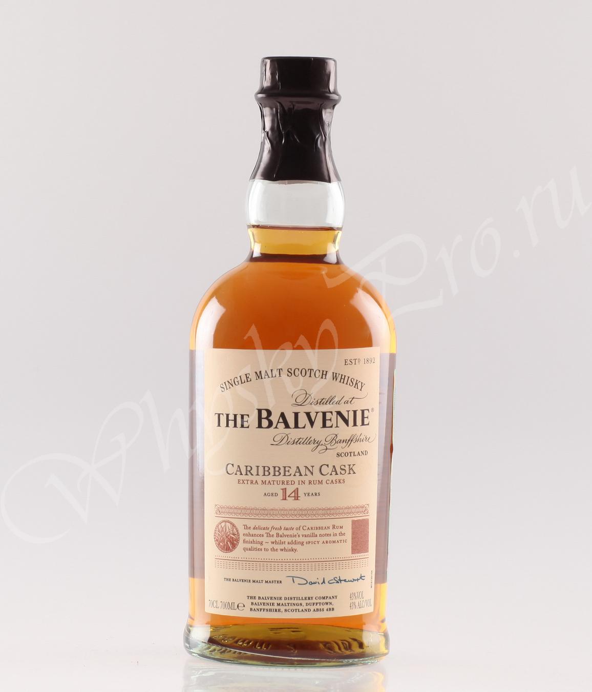 Balvenie 14 years