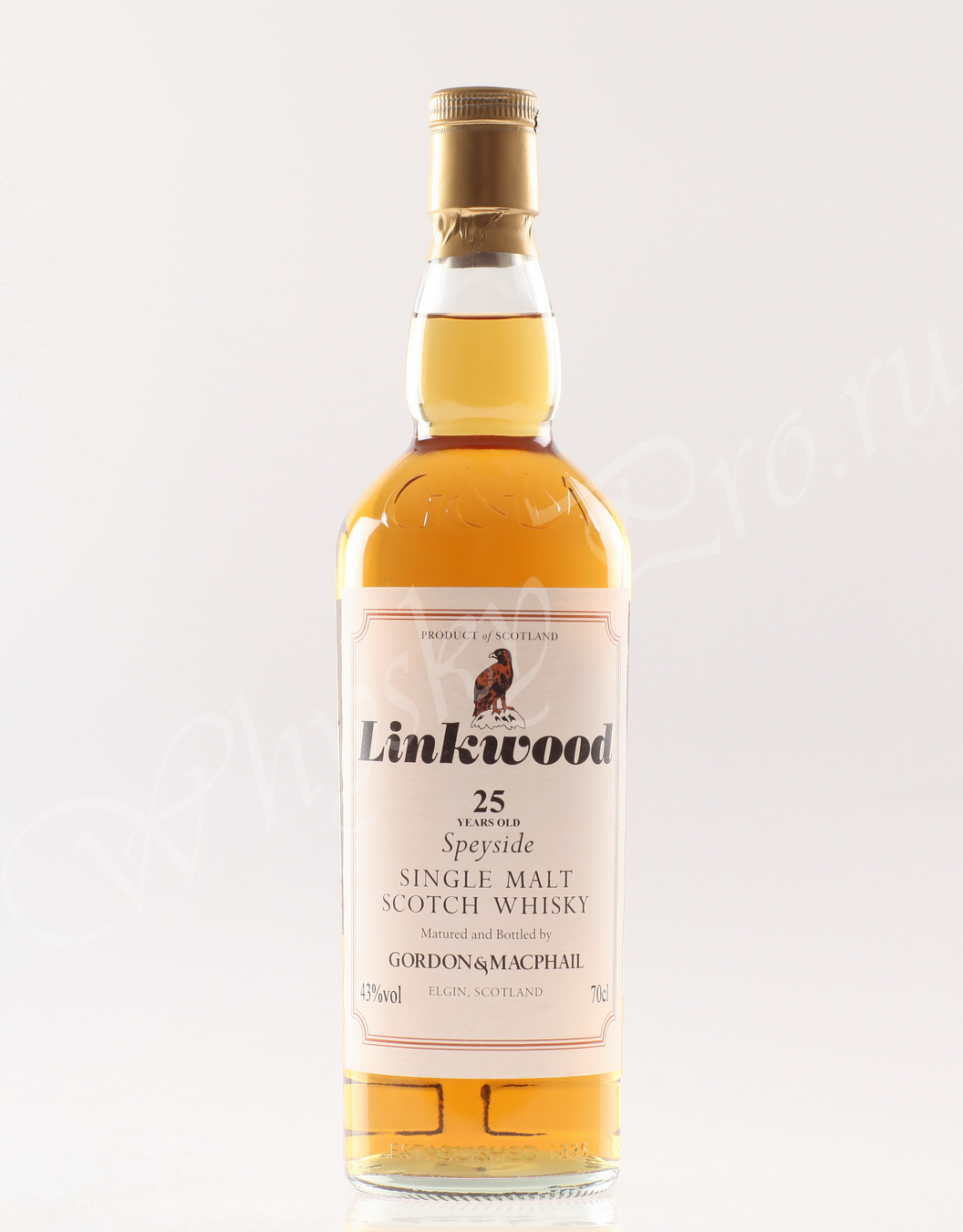 Linkwood 25 years / Gordon & Macphail