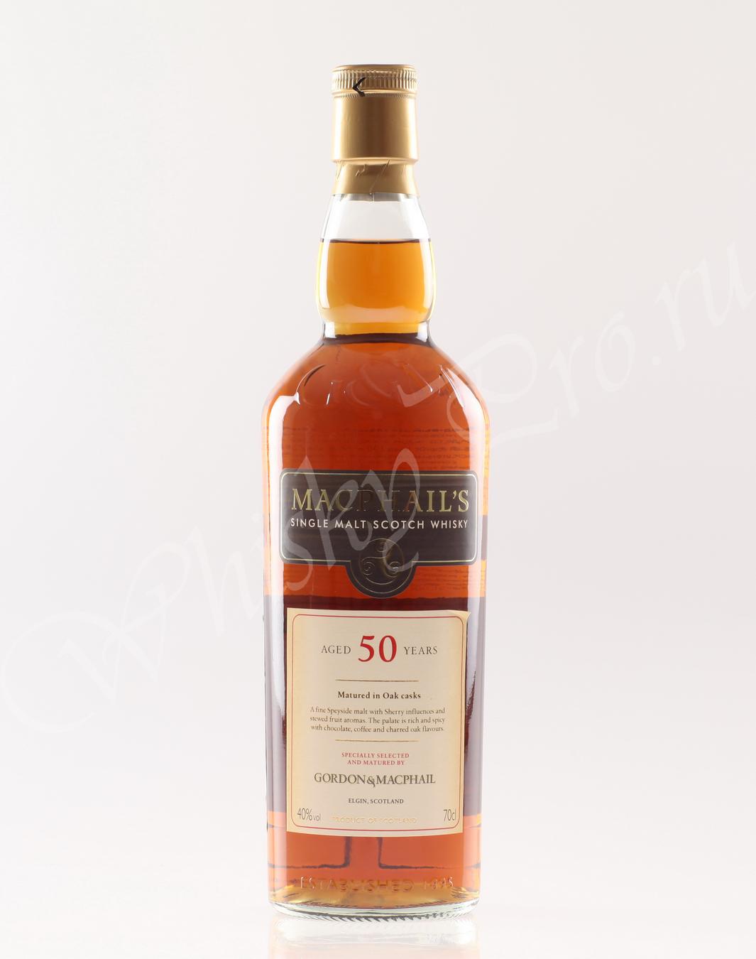 Macphails 50 years