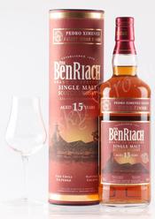 Benriach 15 years Pedro Ximenez