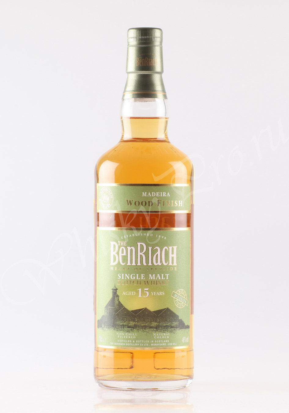 Benriach 15 years Madeira
