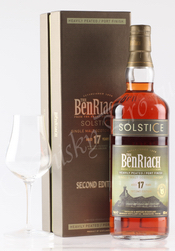 Benriach 17 years Solstice