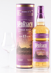 Benriach 15 years Dark Rum