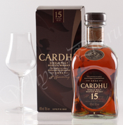 Cardhu 15 years