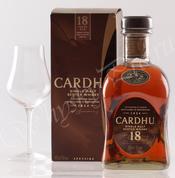 Cardhu 18 years