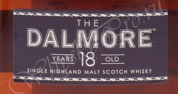 Dalmore 18 years