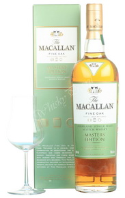 Macallan Master Edition виски Макаллан Мастер Эдишн