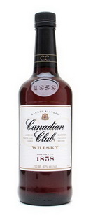 Виски Канадиан Клаб 5 лет Канадский виски Canadian Club 5 years