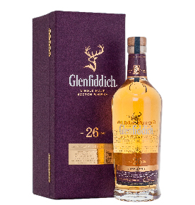 Glenfiddich Excellence 26 Years Old 0,7l Виски Гленфиддик Экселенс 26 лет выдержки 0,7л в п/у