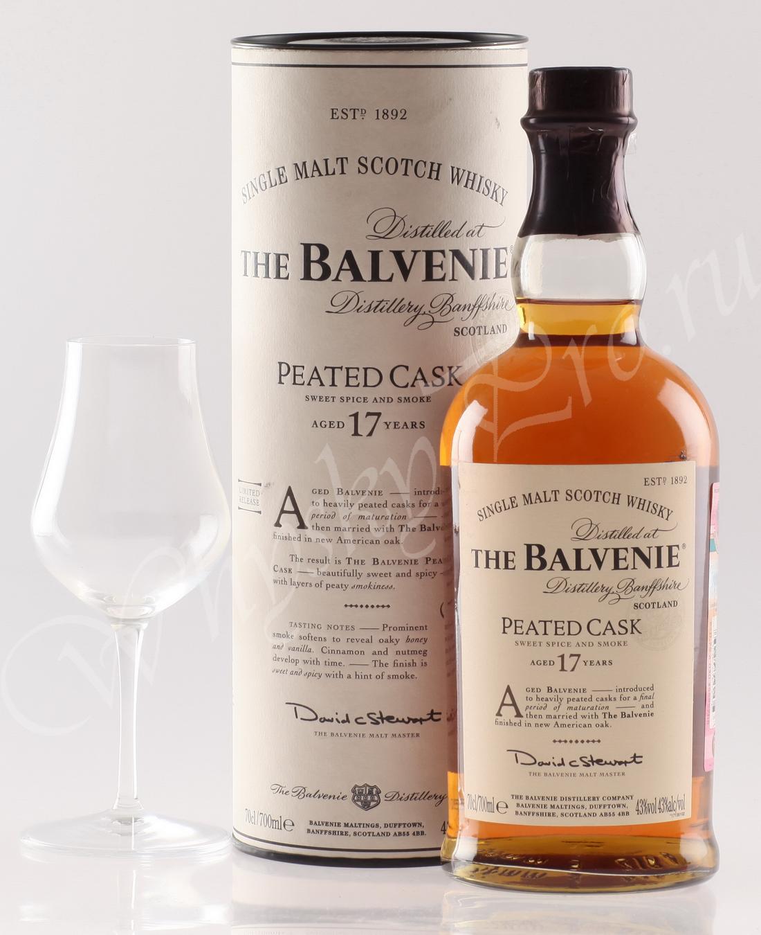 Balvenie 17 years