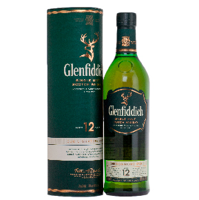 Glenfiddich 12 years old виски Гленфиддик 12 лет