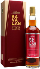 Kavalan Sherry Oak 0.7l виски Кавалан Шери Оук 0.7л