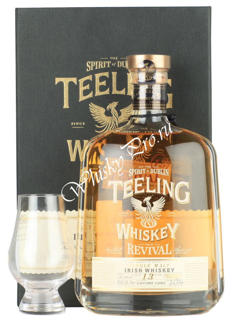 Teeling Single Malt Irish Whiskey Виски Тилинг Сингл Айриш 13 лет
