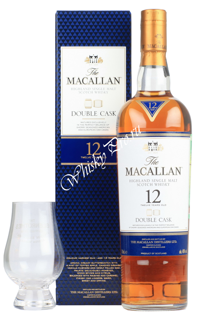 Macallan Double Cask 12 years