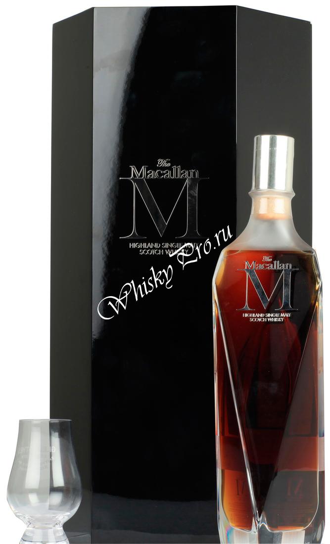 Macallan M Шотландское Виски Макаллан М