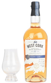 West Cork 12 years Sherry Cask Виски Вест Корк 12 лет Шери Каск