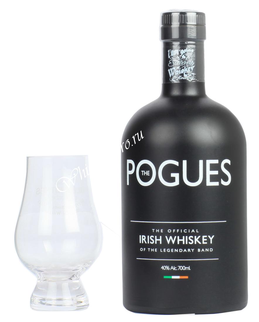 Pogues Ирландский Купажированный Виски Погс