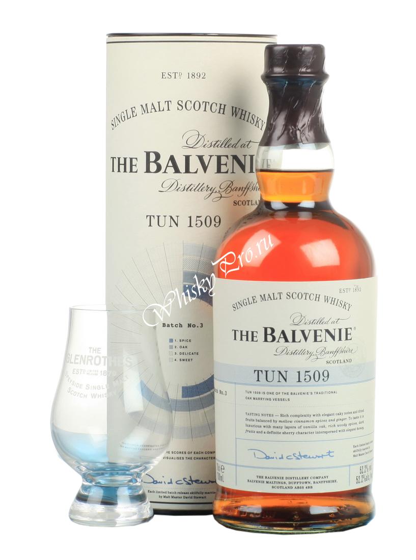 The Balvenie Tun 1509 Шотландский виски Балвэни Тан 1509