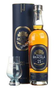 Royal Brackla 21 years