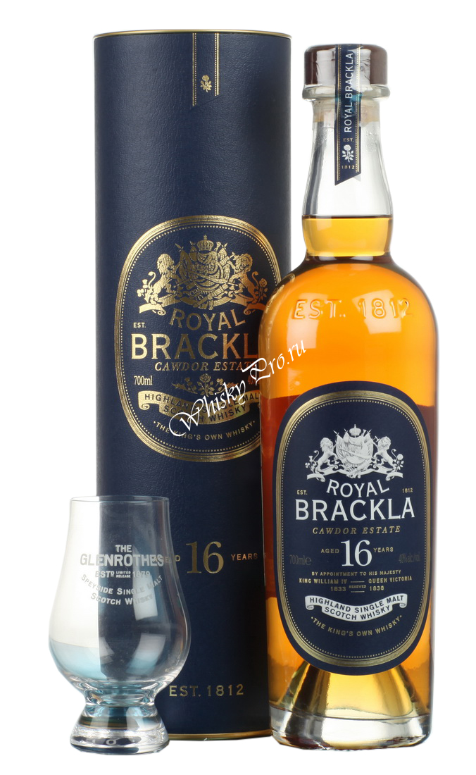 Royal Brackla 16 years