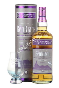 Benriach Dark Rum 12 years виски Бенриах Дарк Рум 12 лет