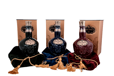 Chivas Regal 21 years