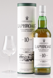 Шотландский виски Лафройг Сингл Молт 10 лет виски Laphroaig 10 years Single Malt
