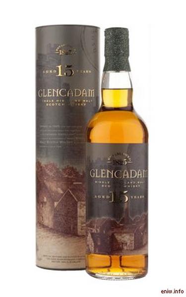 виски Гленкадам 15 лет Шотландский виски Glencadam 15 years old