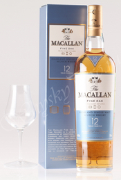 Macallan 12 years Fine Oak 0.7l