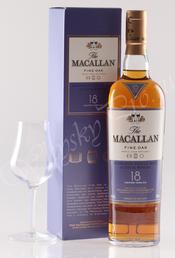 Macallan 18 years Fine Oak