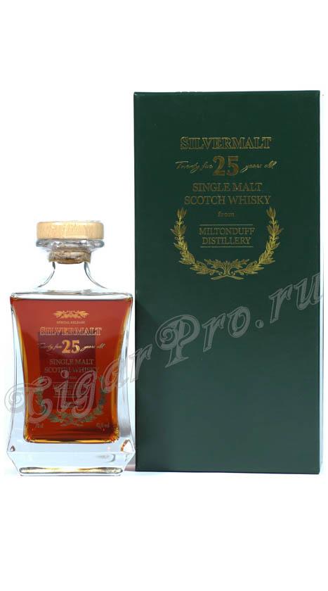 Whisky Miltonduff 25 years, купить виски Милтондафф 42.5 градуса