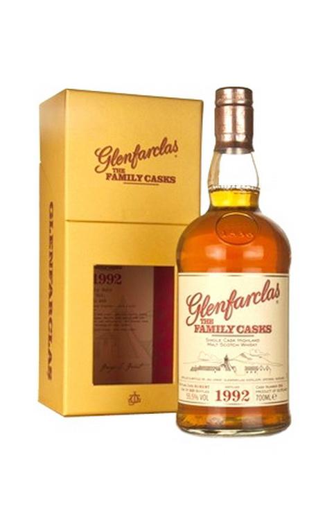 Виски Гленфарклас Фэмэли Каскс 1992г Шотландский виски Glenfarclas Family Casks 1992