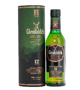 Glenfiddich 12 years 0.375l