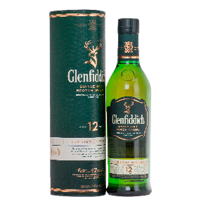Glenfiddich 12 years 0.5l