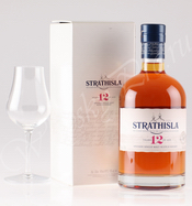 Шотландский виски Стратайла 12 лет виски Strathisla Single Malt 12 years old