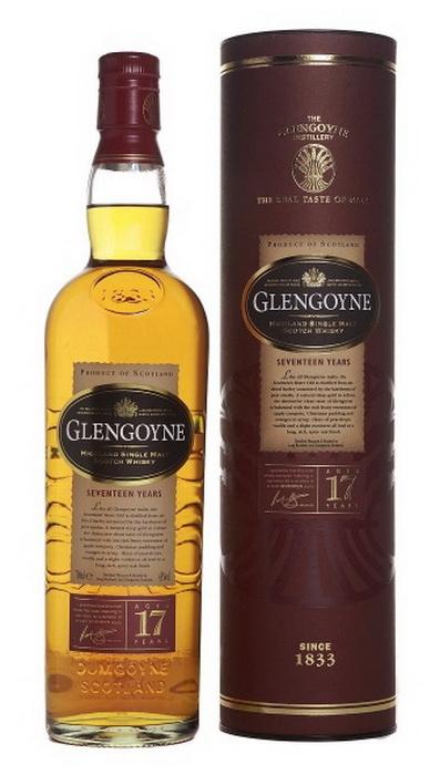 виски Гленгойн 17 лет Шотландский виски Glengoyne 17 years old