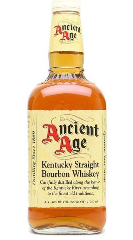 Whisky Ancient Age Bourbon, купить виски Эншент Эйдж 40 градусов