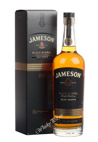 Jameson Select Black Barrel Reserve виски Джемесон Селект Резерв Блек баррел