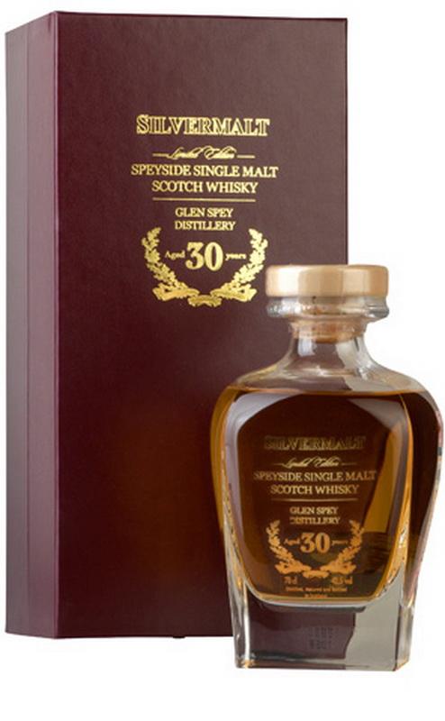 виски Глен Спей 30 лет Шотландский виски Glen Spey 30 years