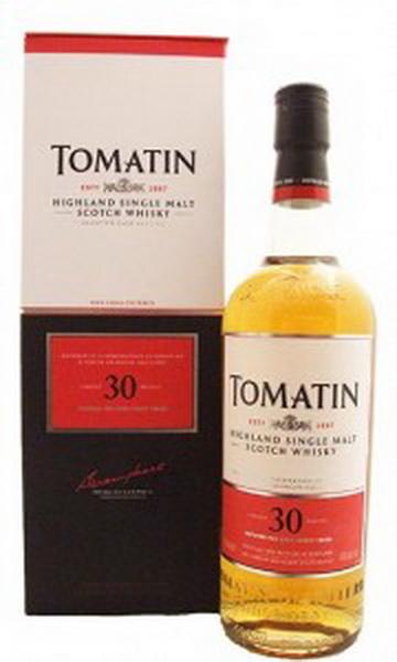 Виски Шотландский Виски Томатин 30 лет виски Tomatin 30 years