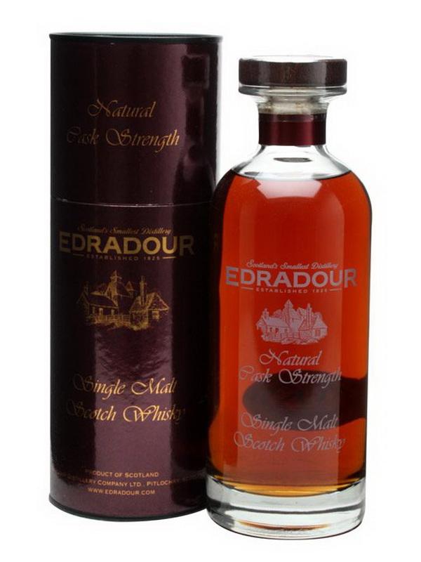 Виски Эдрадур 1998 года Шотландский виски Edradour 1998