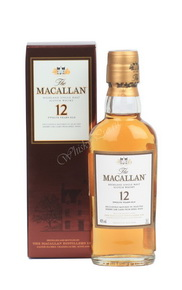 Macallan 12 years Sherry Oak 0.05l