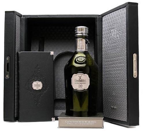 виски Гленфиддик 50 лет Шотландский виски Glenfiddich 50 years old