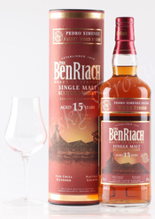 Benriach 15 years Pedro Ximenez