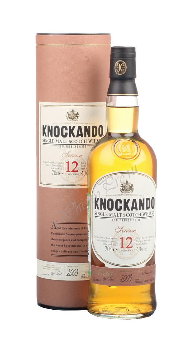 Виски Шотландский виски Нокэндо 1997 года виски Knockando 1997