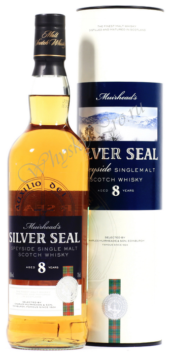 Виски Мюрхедс Сильвер Сил 8 лет Шотландский виски Muirheads Silver Seal 8 years