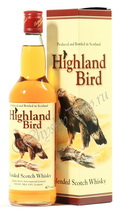 Виски Хайленд Берд Шотландский виски Highland Bird