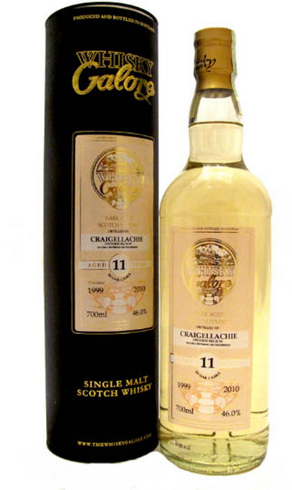 виски Дункан Тайлор Крейгелэхе Шотландский виски Duncan Taylor Craigellachie