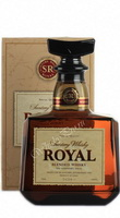 Виски Сантори Роял Японский виски Suntory Royal whiskey